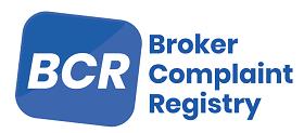 Broker Complaint Registry Logo